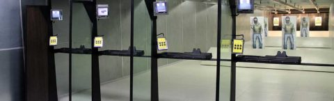 Full construction shooting ranges